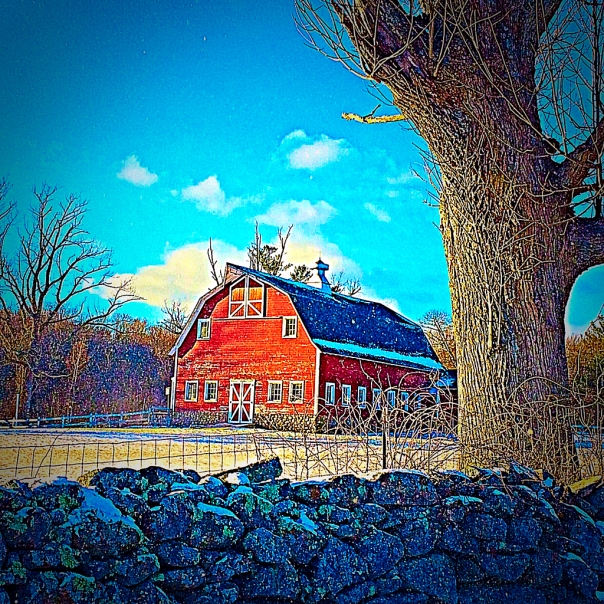 scituate barn
